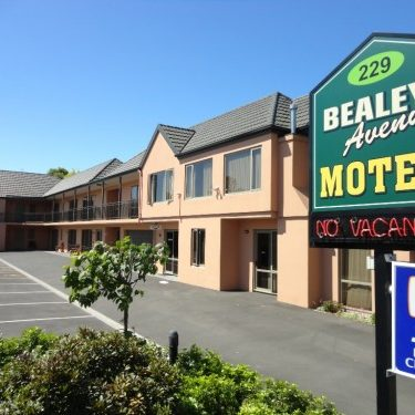 Bealey Ave Motel